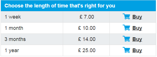 theory test website fee