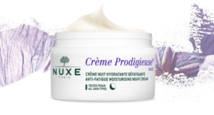 NUXE Moisturising Anti-fatigue Night Cream Crème Prodigieuse Review 1